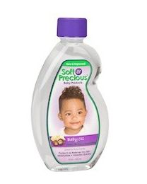 Soft & Precious Shea and Cocoa Butter Baby Oil 303 ml