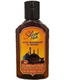 Silicon Mix Maroccan Argan Oil Shampoo