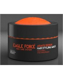 Eagle Force Aquatic Design Hair Styling Wax
