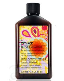 AMIKA - Triple Rx Shampoo 100ml / 3.4oz