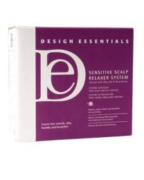Design Essentials Sensitive Scalp Relaxer System  20 app.