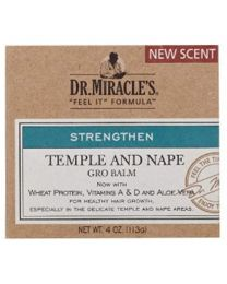 Dr. Miracles Temple & Nape Gro Balm