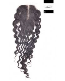 KHC 100% Virgin Hair Closure - Deep Wave