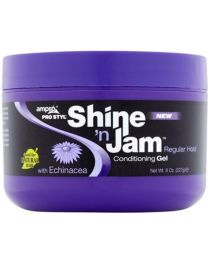 Ampro Shine 'n Jam - conditioning Gel - 8oz / 227g