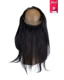Indian Shri 100% Human Hair 360º Frontal - Straight