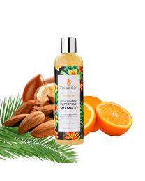 Flora & Curl - PROTECT ME African Citrus Superfruit Shampoo - 10.1oz / 300ml