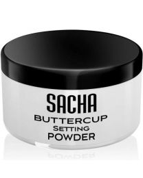 Sacha Cosmetics Setting Powder Butter Cup No Color