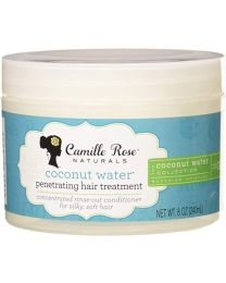 Camille Rose - COCONUT WATER CURL COATING COWASH - 12oz / 355ml