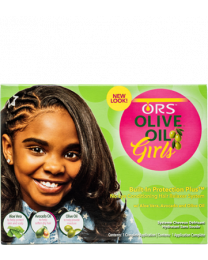ORS GIRLS NO-LYE CONDITIONING RELAXER SYSTEM