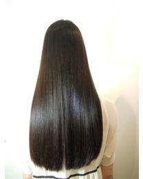 100% Virgin Remi Human Hair Straight Hair / Stijl Haar