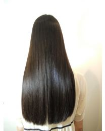 100% Virgin Remi Hair Straight / Steil haar