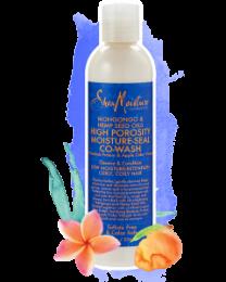 Shea Moisture Mongongo Hemp Seed Oils High Porosity Moisture-Seal Co-Wash 236 ml