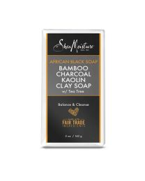 Shea Moisture African Black Soap Soap Bar