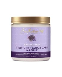Shea Moisture Purple Rice Water Strength & Color Care Masque - 8oz / 227ml