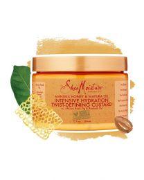 Shea Moisture Manuka Honey & Mafura Oil Intensive Hydration Twist Defining Custard 354 ml