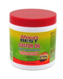 Africas Best Castor Oil Hair Scalp Conditioner 149 gr