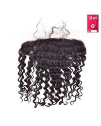 Indian Shri Hair Frontal - Deep Wave
