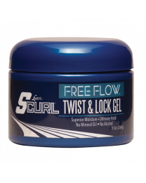 S CURL® Free Flow™ Twist & Lock Gel