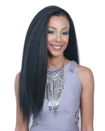 "Bobbi Boss  Kinky Perm Crochet Braiding 18"" - color 1"
