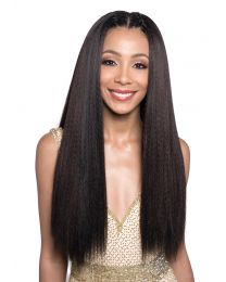 "Bobbi Boss Super Yaky Crochet Braiding 22"" - color 1B"