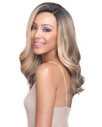 Bobbi Boss Lace Front Wig MLF353  Draya - color TTHL4/26