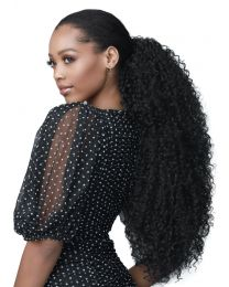 Bobbi Boss Speedy Updo - Natural Jerry Curl - color 1B