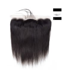 KCH Virgin Frontal Straight 100% Virgin Hair 14""