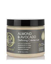 Design Essentials Natural Defining Crème Gel - 8oz / 227g
