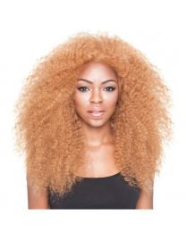 """Isis Red Carpet Lacefront Afro Kinky 18 """""""