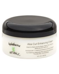 Hydratherma Naturals Aloe Curl Enchancing Twisting Cream 236 ml