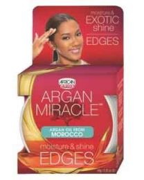 African Pride Argan Miracle Moisture & Shine Edges