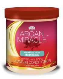 African Pride Argan Miracle Moisture & Shine Leave-in Conditioner 425 gr