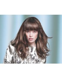 Balmain Clip-in Fringe Pony Memory Hair