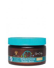 As i Am Naturally Born Curly Shea & Cocoa Butter Balm 118 ml