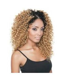 "Isis Hair Enchantress Brazilian Ombre Beach Curl 8"" 10"" 12"" 14"" 4PCS"