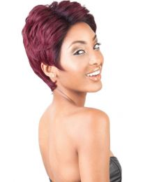 Red Carpet Lace Deep Side Part - Beyonce-Pixie
