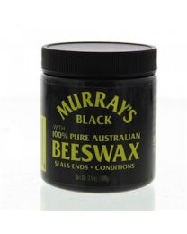 Murray's Black Beeswax 114 gr