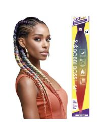 Bobbiboss Just Braid Unicorn color 4T/PRSM
