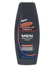 Palmers Cocoa Butter Formula MEN Body & Face Wash