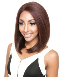 Maneconcepthair Brown Sugar Soft Swiss Lace Wig BS226 - color 1B