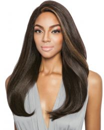 Brown Sugar WHOLE LACE – Styling Versatility SOFT SWISS LACE WIG - BS411