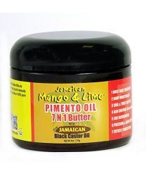 Jamaican Mango & Lime Black Castor oil 7N1 Butter 177 ml