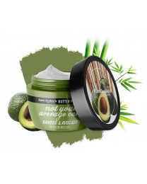Aunt Jackie's NOT YOUR AVERAGE CURL – Bamboo & Avocado Protein Masque