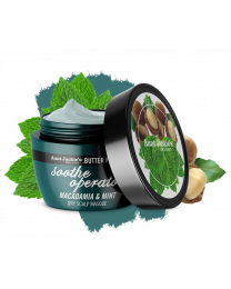 Aunt Jackie's SOOTHE OPERATOR – Macadamia & Mint Dry Scalp Conditioning Masque