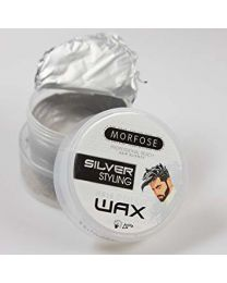 Morfose Hair Color Wax - Silver