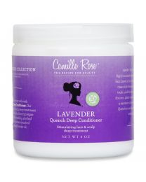 Camille Rose - Lavender - Quench Deep Conditioner 8oz - 227ml