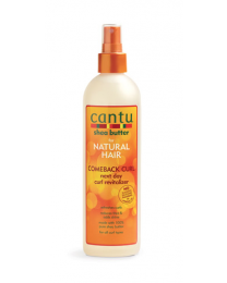 Cantu for Natural Hair Comeback Curl Next Day Curl Revitalizer
