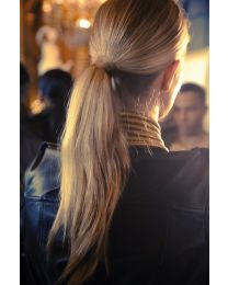 Balmain Catwalk Pony Tail