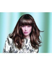Balmain Clip-in Fringe Pony Human Hair