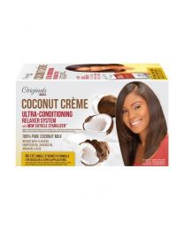 Africas Best Coconut Ultra-Conditioning Relaxer System